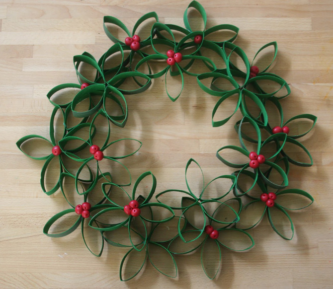 ... ideas wreath diy merry christmas christmas time forward couronne