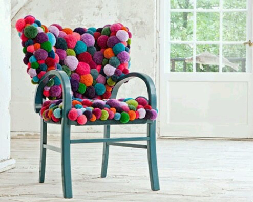Customiser une chaise