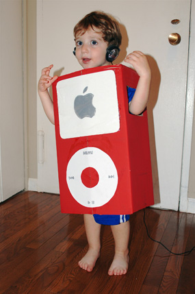 idee-costume-enfants-ipod