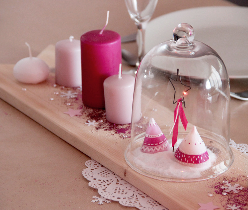 decoration-centre-de-table-noel-diy-cloche