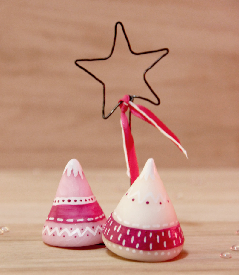 decoration-centre-de-table-noel-diy-fimo